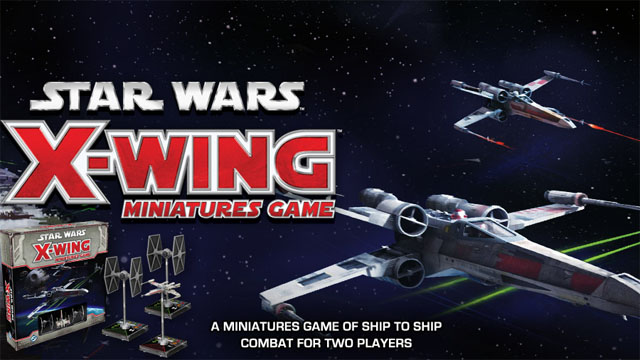 Lucius Forge X-wingame-g