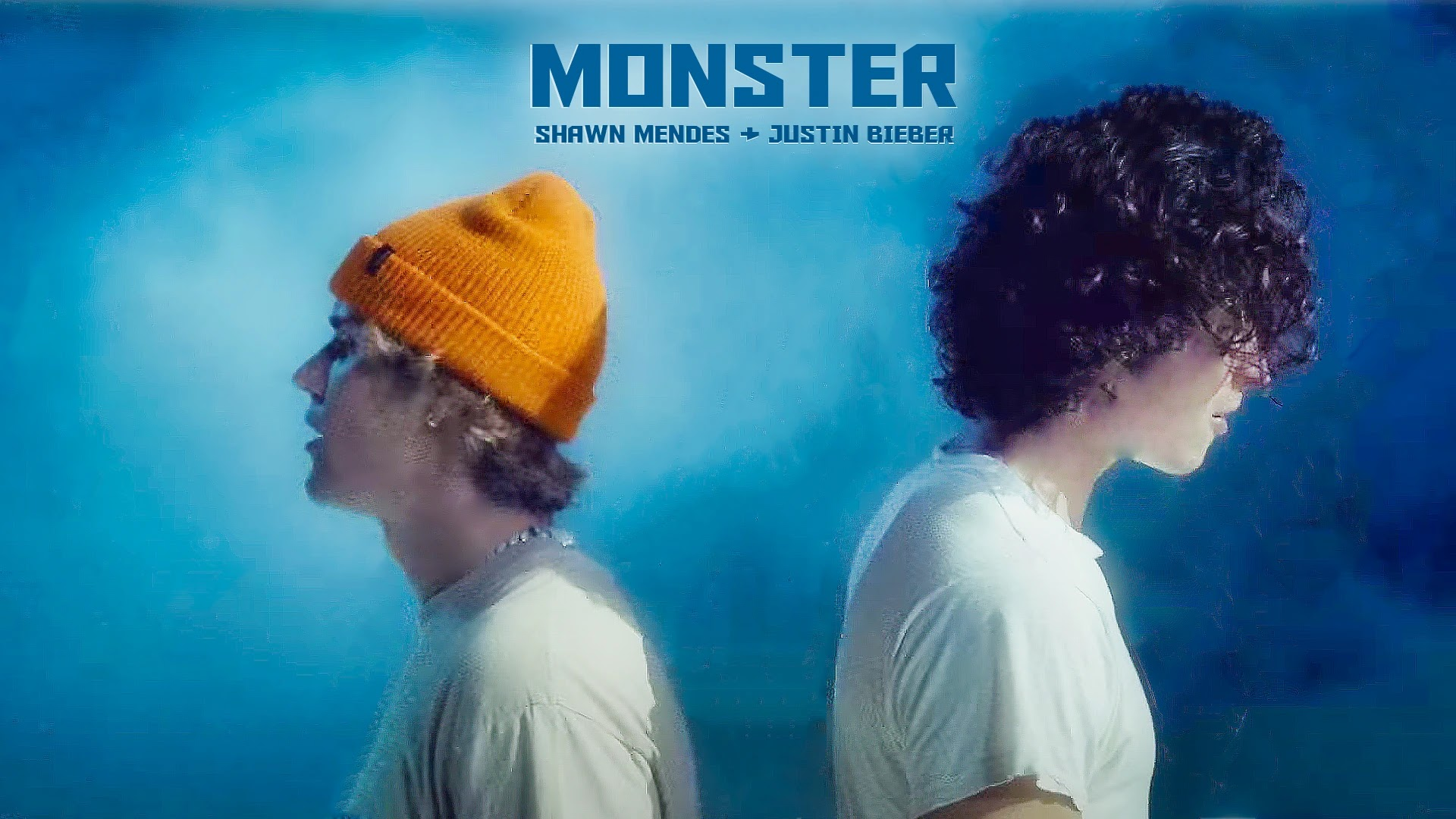 Monster Shawn Mendes & Justin Bieber