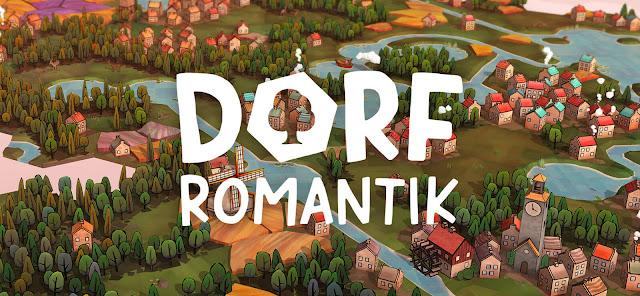 Dorfromantik تحميل النسخة الكاملة للكمبيوتر مجانا