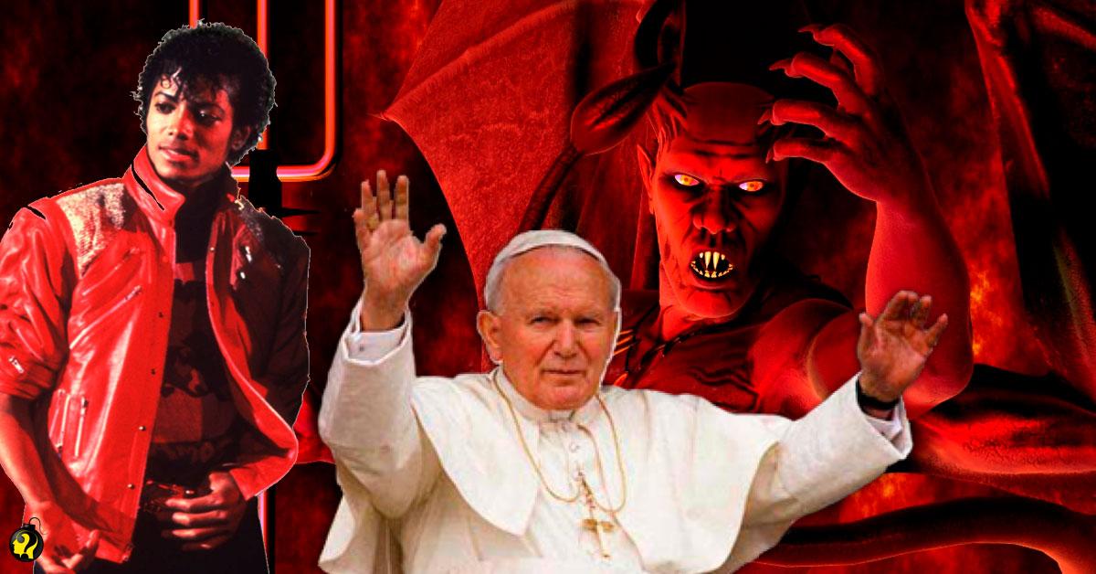 Mulher morta por 23 horas diz ter ido ao inferno visto Michael Jackson, Papa João Paulo II e muitas celebridades