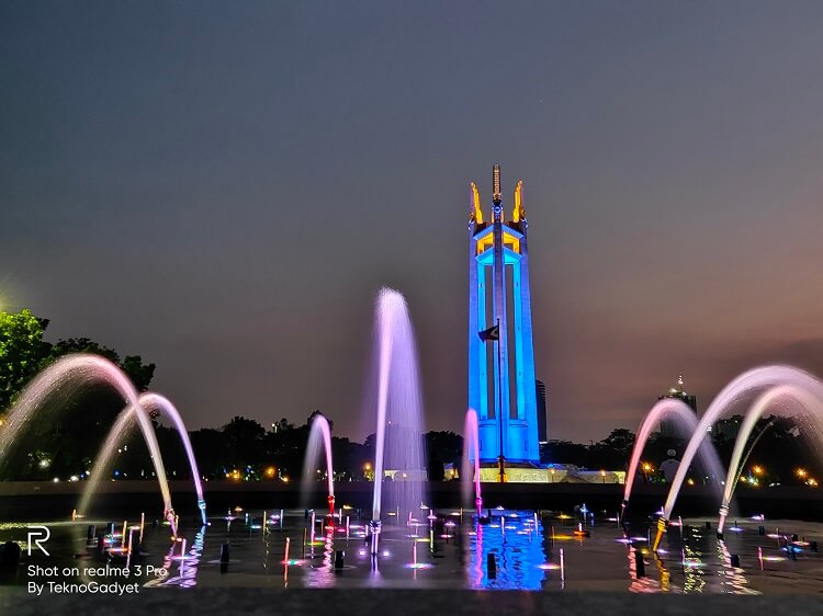Realme 3 Pro Sample Photo - Nightscape Mode