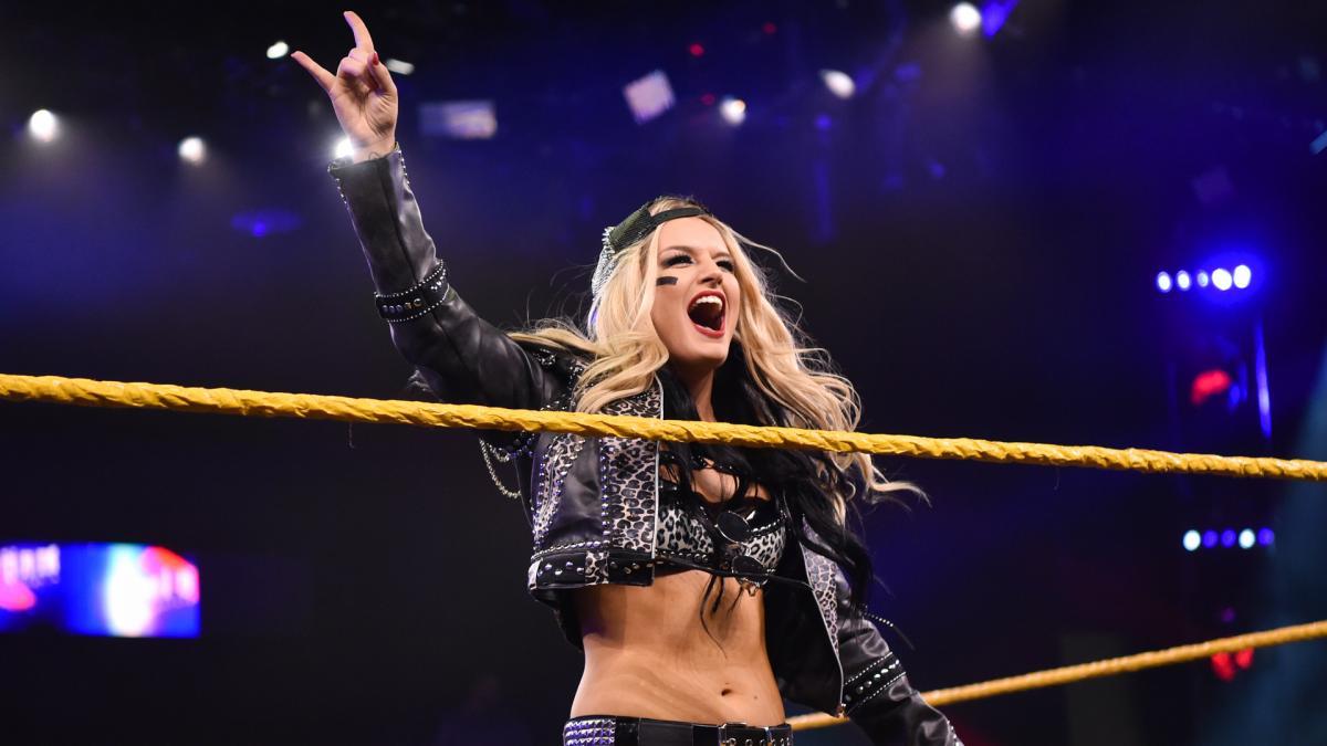 Toni Storm não estava programada para aparecer no WWE Royal Rumble
