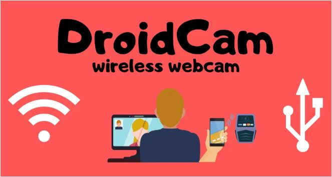 برنامج, لتحويل, كاميرا, الموبايل, إلي, كاميرا, ويب, تعمل, على, الكمبيوتر, DroidCam