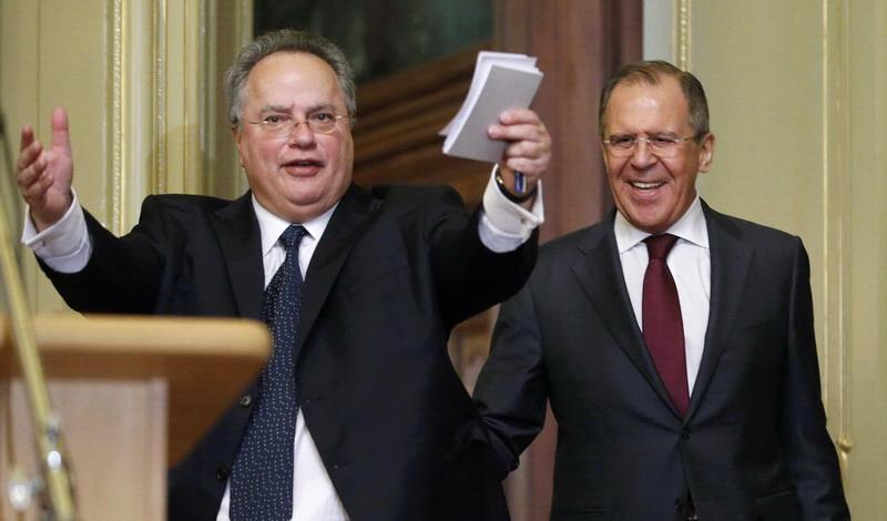 Ανοιχτό μέτωπο με τη Ρωσία κρατάει ο Κοτζιάς