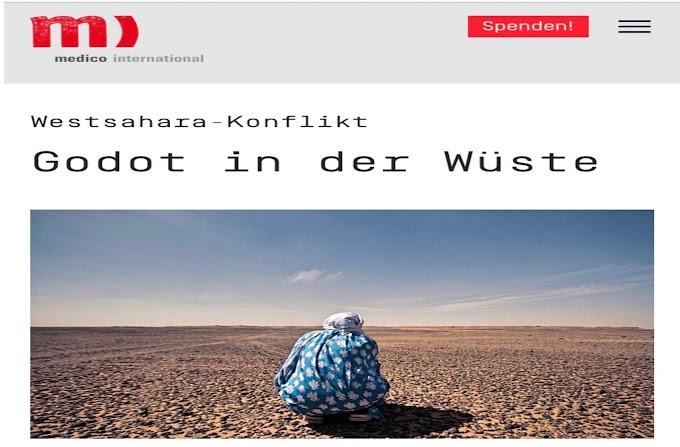 الإعلام الألماني يسلط الضوء على معاناة الصحراويين جراء فشل الأمم المتحدة في تصفية الإستعمار.