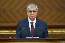 Internacional: O Presidente Kassym-Jomart Tokayev, em uma reunião conjunta das Casas do Parlamento, anunciou a Pronunciamento ao povo do Cazaquistão.
