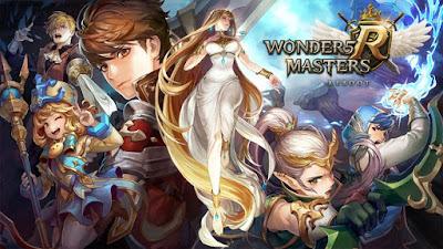Wonder 5 Masters R Apk Mod Money - Jayawaru