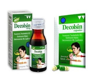 Decolsin - Manfaat, Dosis, Efek Samping dan Harga