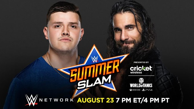Rey Mysterio's Son Dominik to Face Seth Rollins at WWE Summerslam