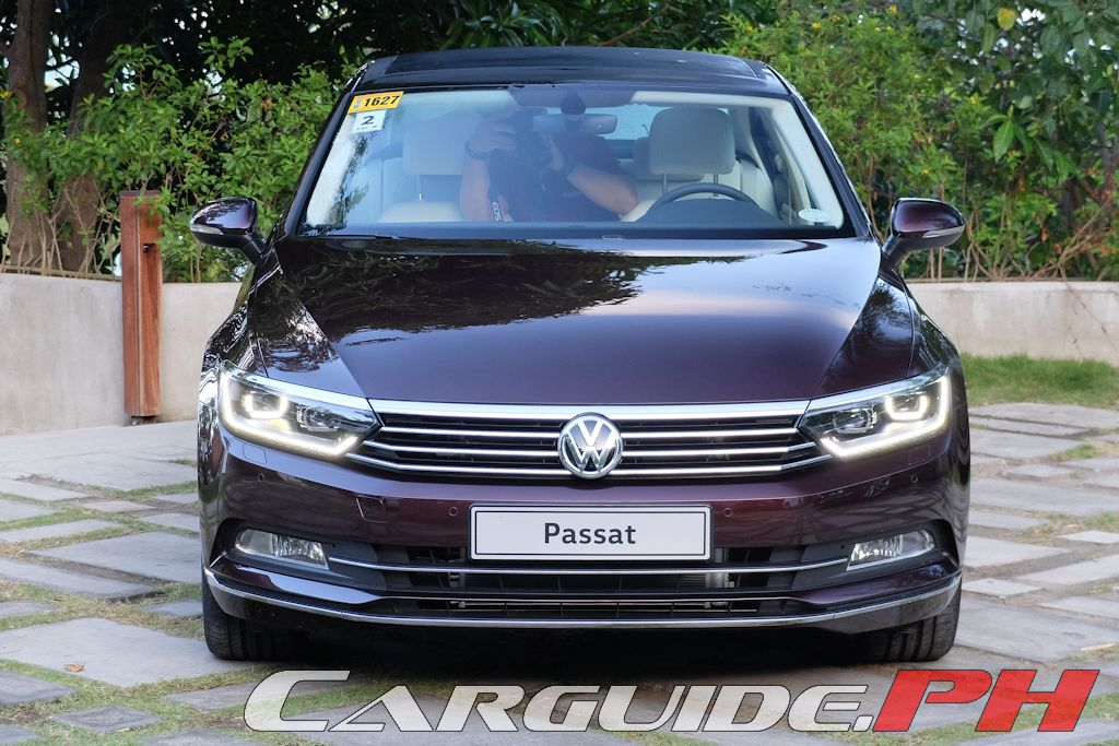 first drive 2016 volkswagen passat 2 0 tsi blue motion philippine car news car reviews. Black Bedroom Furniture Sets. Home Design Ideas