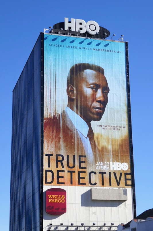Mahershala Ali True Detective season 3 billboard