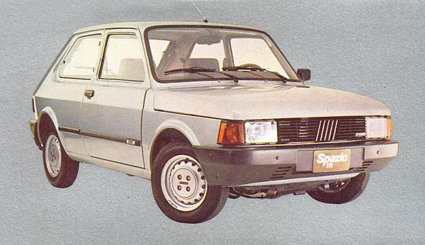 Ficha Técnica: Fiat 147 Spazio TR 1.3 (1987)