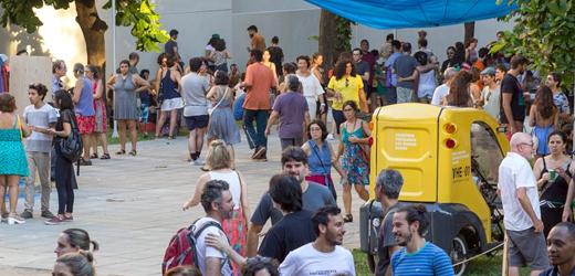 Imagem de capa. Imagem do evento Esdi Aberta (Foto: Ana Clara Tito)