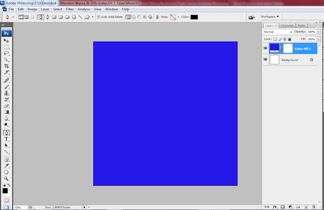 Canvas Background Color