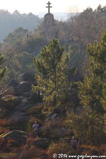 Trail sur les 25 bosses (C) Greg Clouzeau