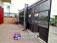 Bengkel Las Cilegon: Jasa Pembuatan Pintu Gerbang Cilegon