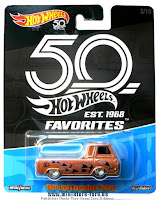 Hot Wheels, 50 est.1968 favorites