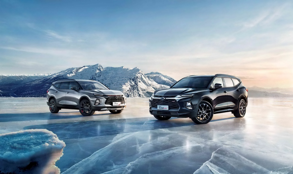 Chevrolet Blazer 2020 là xe 7 chỗ tại Trung Quốc, giá 36.700 USD