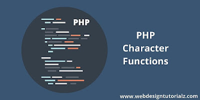 PHP Character Functions