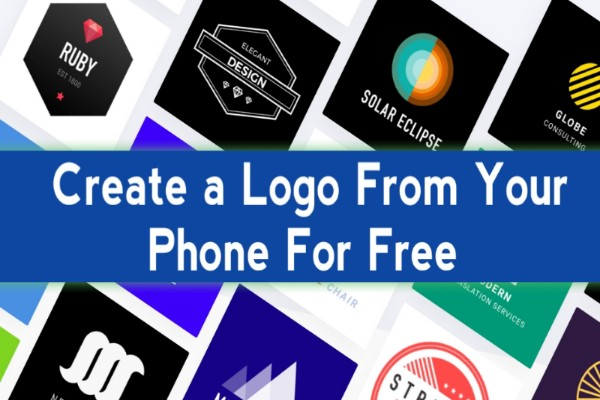 How to Create a Logo from Your Phone for Free
