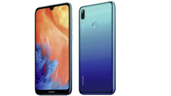 Huawei Y7 (2019) लॉन्च, 4000 एमएएच बैटरी