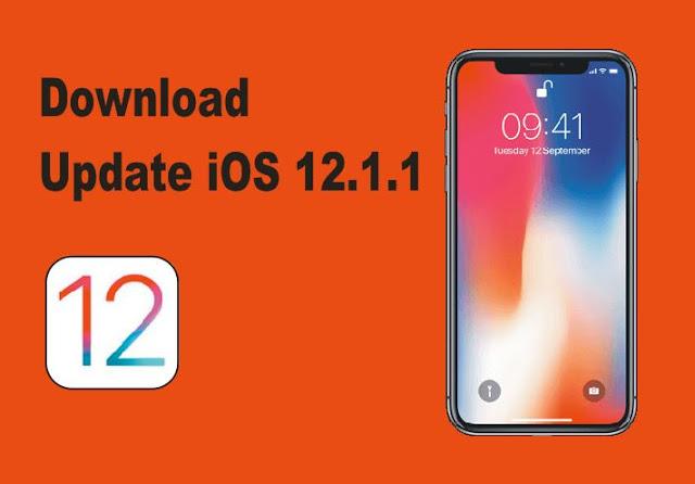 Download Update iOS 12.1.1