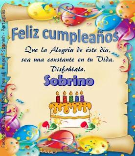 Feliz Cumpleaños Sobrina 3