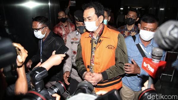 Penangkapan Azis Syamsuddin Dipimpin Dirdik KPK Brigjen Setyo Budiyanto