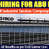 GISCO - Gulf Industrial Services Company UAE | Urgent Recruitment to Abu Dhabi
