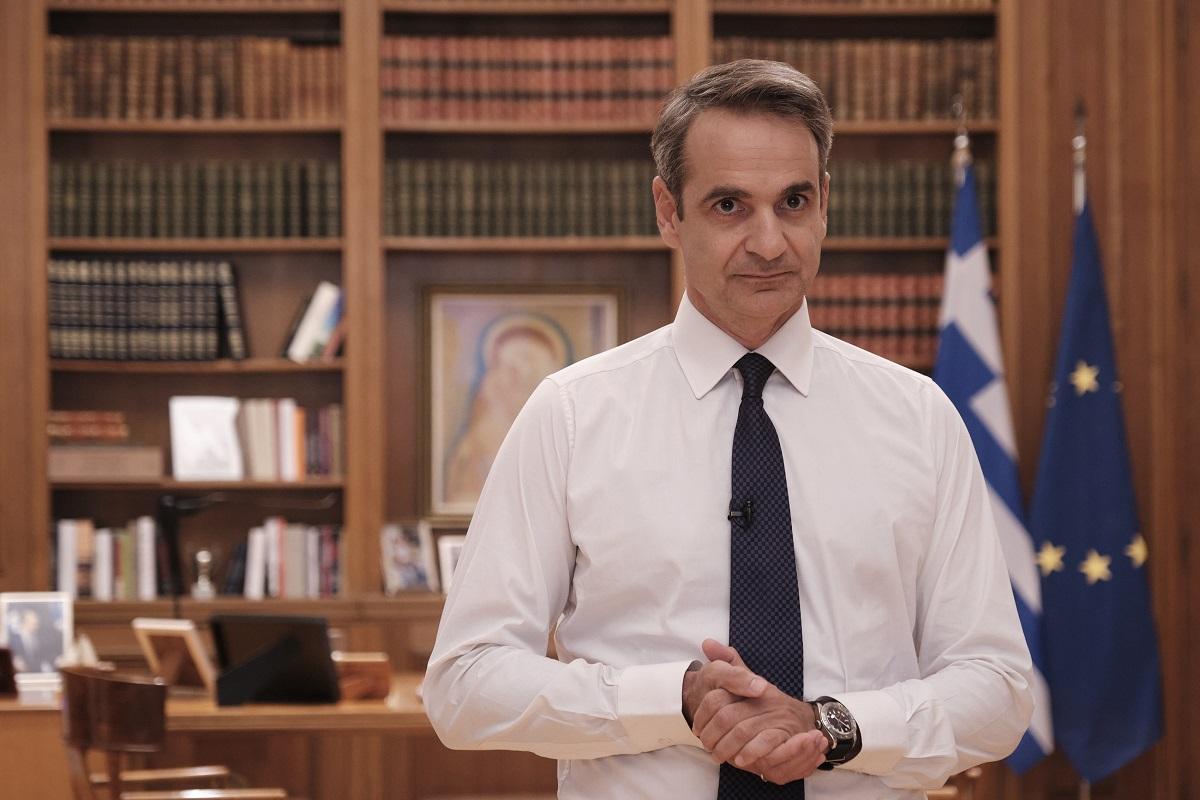 Ολικό lockdown στη χώρα ανακοινώνει ο Μητσοτάκης μαζί με τον Τσιόδρα
