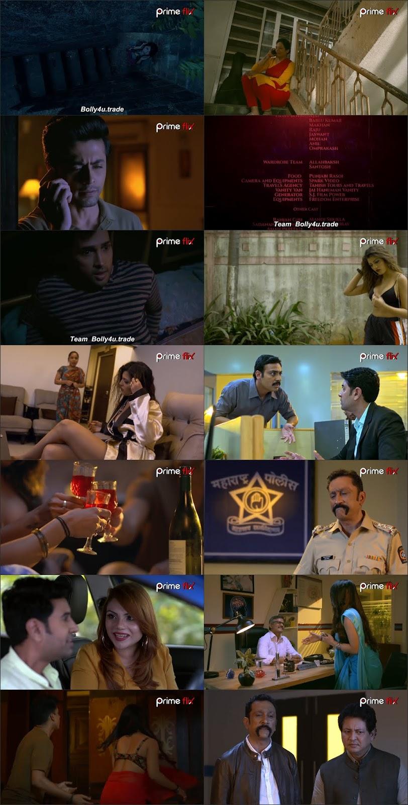 Simran 2020 WEB-DL 1.2GB Hindi Complete S01 Download 720p
