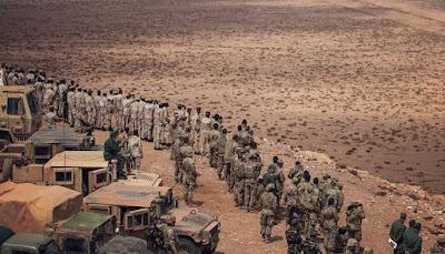 هذه حقيقة وجود احتكاك بين الجيشين المغربي والجزائري في المنطقة الحدودية