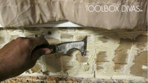 Wonderful Tile Removal 101: Remove The Tile Backsplash Without Damaging The Drywall