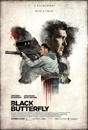 Black Butterfly 2017 English Movie Download