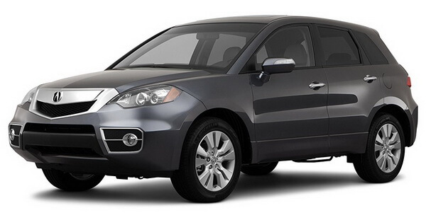 2012 Acura RDX Prices, Reviews and Pictures