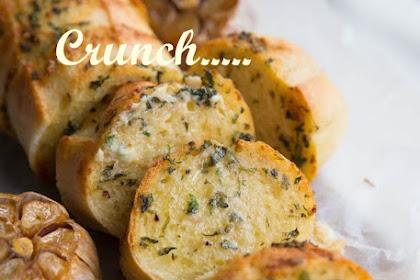 Delicious Roasted Garlic Bread