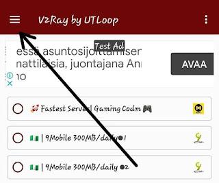 V2Ray by UTLoop Menu