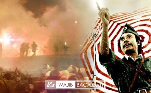 Mengulas Sejarah! Takbir, Senjata Bung Tomo untuk Membakar Semangat Hari Pahlawan
