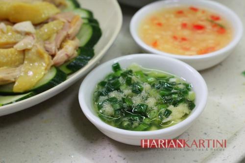 Cara Gampang Membuat Hainanese Chicken Rice 'Nasi Ayam Hainan'