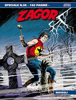Zagor Zombi a Darkwood