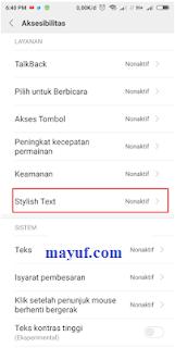 Cara Merubah Font di WhatsApp menjadi keren