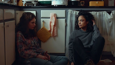 Little Woods 2018 Tessa Thompson Lily James Nia DaCosta