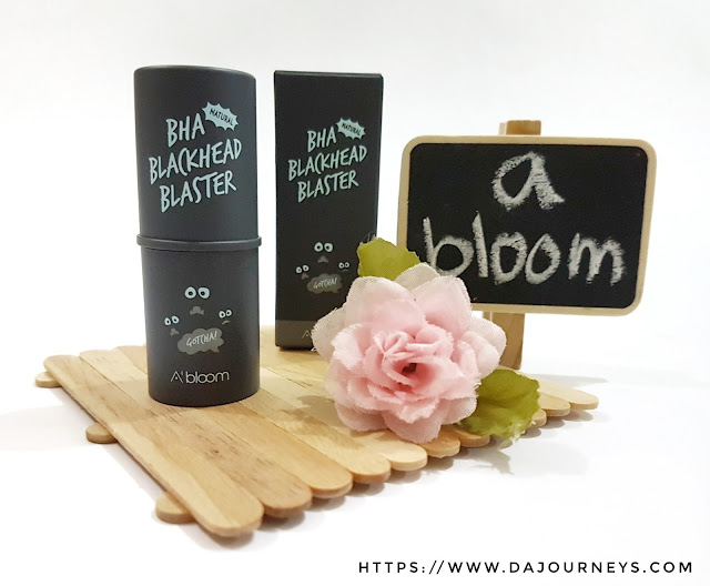 [Review] A'BLOOM BHA Blackhead Blaster