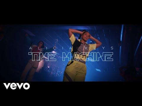 """[SB-VIDEO] Alicia Keys – """"Time Machine"""""""