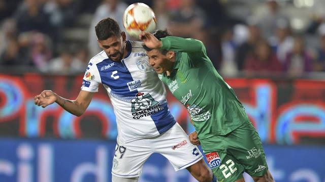 León vs Pachuca VER EN VIVO ONLINE por la fecha 17 del fútbol mexicano.