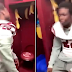Viral video shows Black high school football player forced to sit in locker filled with banana peels