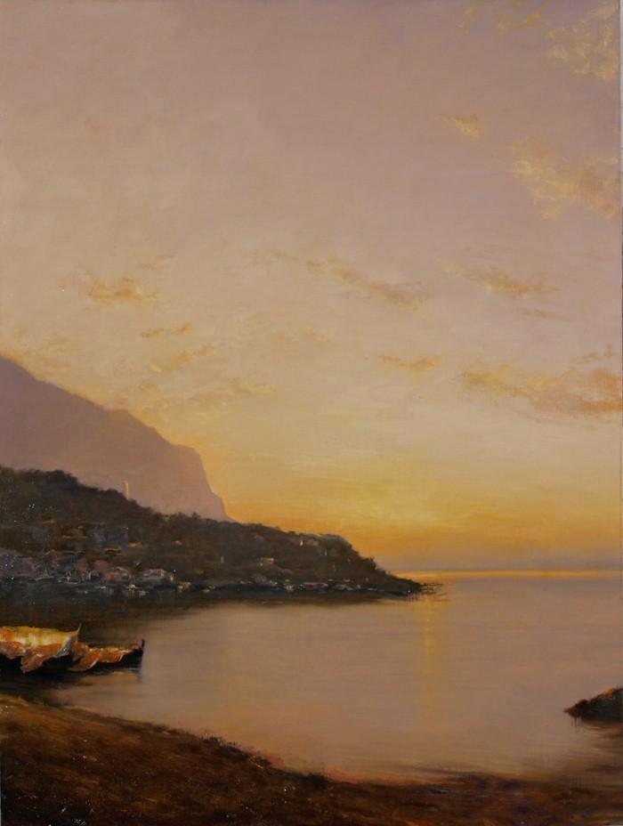 Великолепные пейзажи. William Berra 9