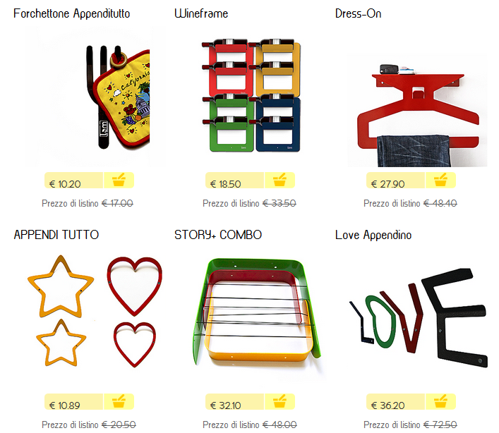 Idee regali di natale design low cost su lamidea for Regali natale design