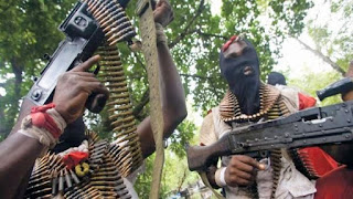 Gunmen Kill four Police in Benue