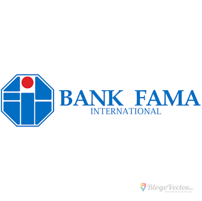 Bank Fama Internasional Logo Vector